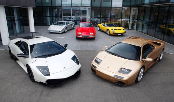 Fotos: Lamborghini da por finalizada la producción del Murc