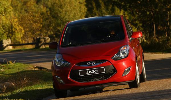 Fotos: Llega el nuevo Hyundai ix20: camaleónico y espacioso
