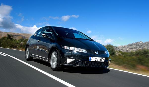 El Honda Civic de 5 puertas adopta la versión GT Sport, con motores 1.8 y 2.2