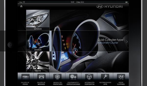 Fotos: El Hyundai Genesis Coupe, el primero en incorporar u