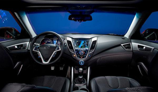 Fotos: El Hyundai Veloster ve la luz: llega el sustituto de