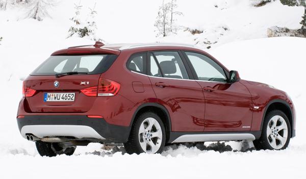 Fotos: Nuevo motor para el BMW X1: llega el xDrive28i, efic