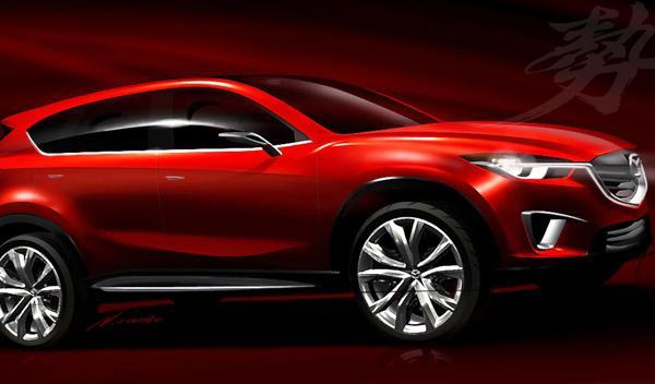 Mazda Minagi Salon Ginebra