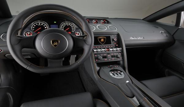 lamborghini gallardo lp560 interior