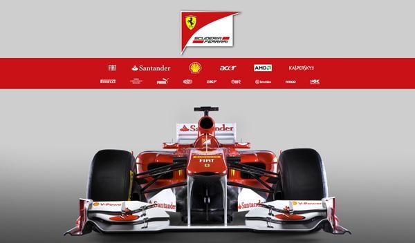 Ferrari F150 trasera