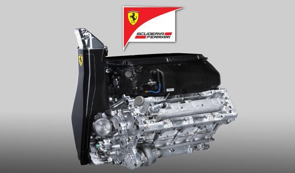 Ferrari F150 motor