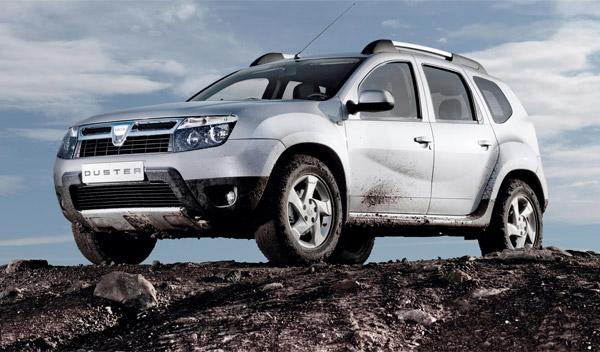 Dacia Duster ventas enero 2011 SUV