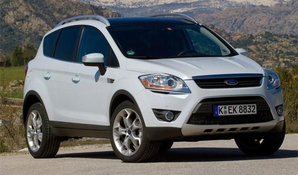 Ford Fuga ventas enero 2011 SUV