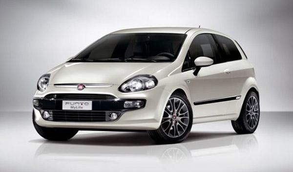 Fiat Punto My Lyfe