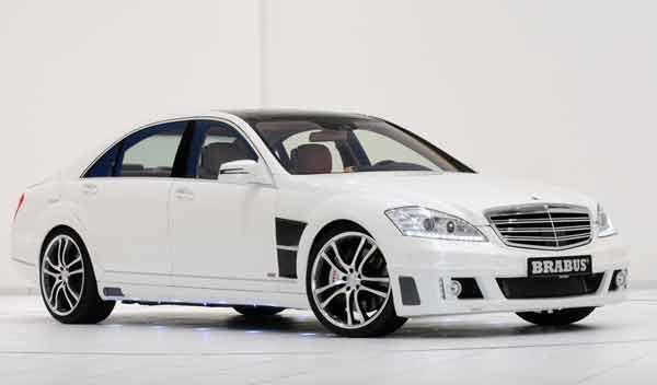 Mercedes Benz S 350 Brabus eco power