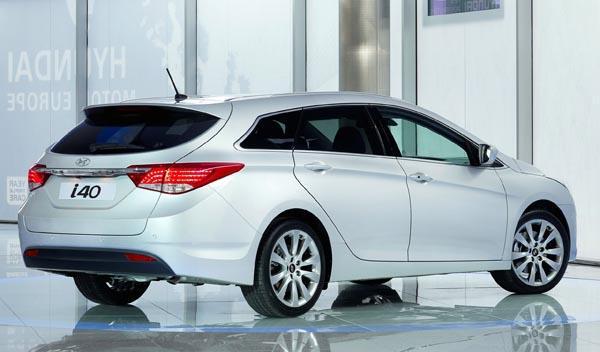 Hyundai i40 2011 Ginebra