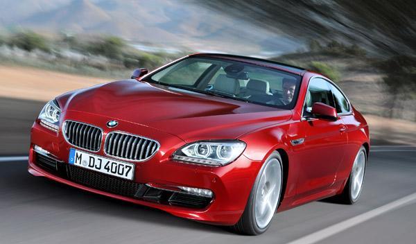 BMW Serie 6 Coupé Frontal