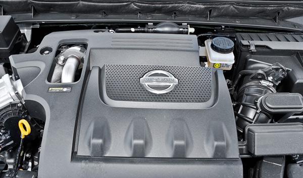 Nissan Murano 2.5 dCI Tekna Premium SUV 4x4
