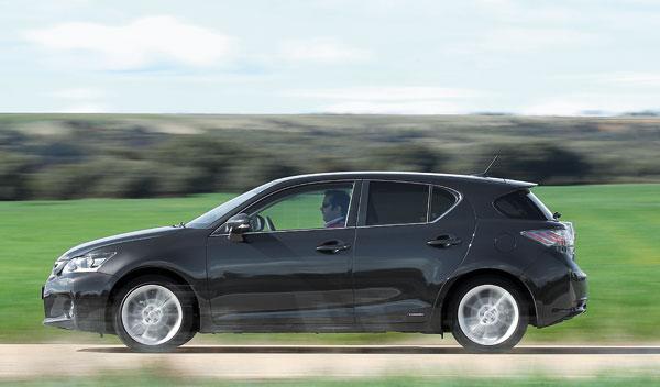 lexus ct 200h hibrido compacto