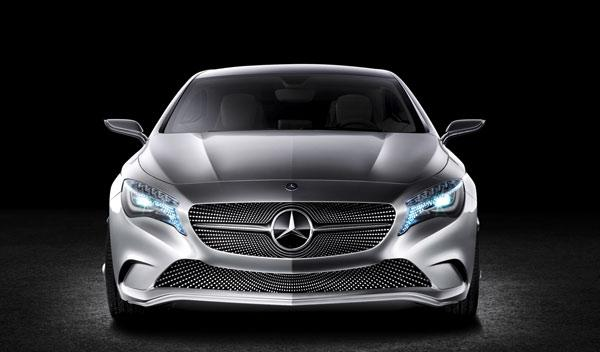 Prototipo Mercedes Clase A