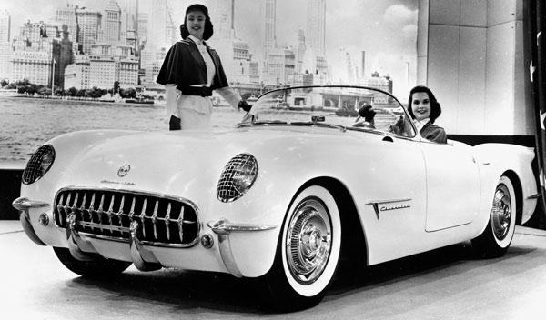 Corvette 1953
