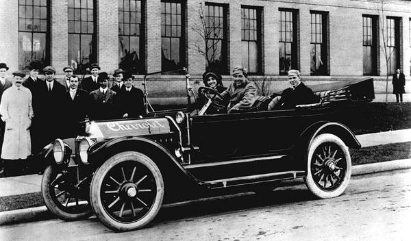 Classic Six de 1912
