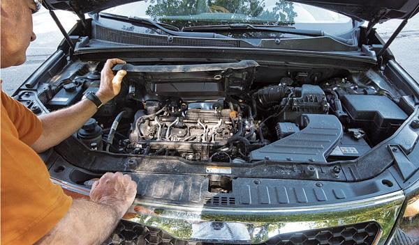 motor Kia Sorento remolque SUV todoterreno diésel
