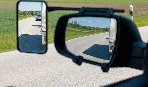 espejo Kia Sorento remolque SUV todoterreno diésel
