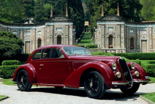 Alfa Romeo 6C (1938-1939)