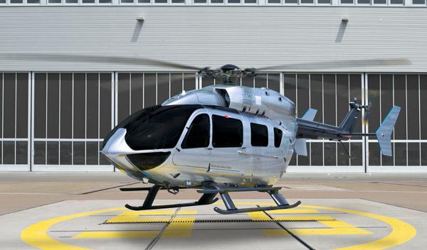 helicoptero mercedes benz