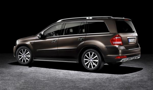 Mercedes-Benz GL 'Grand Edition'