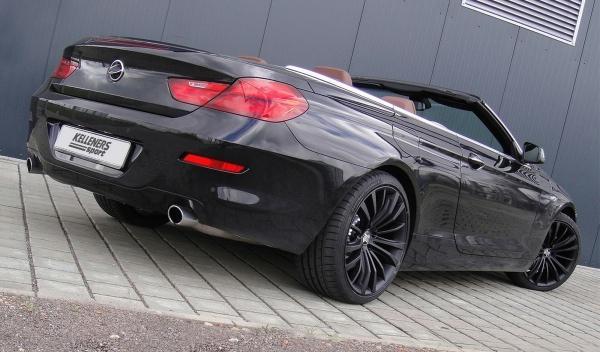 BMW Serie 6 Cabrio Kelleners