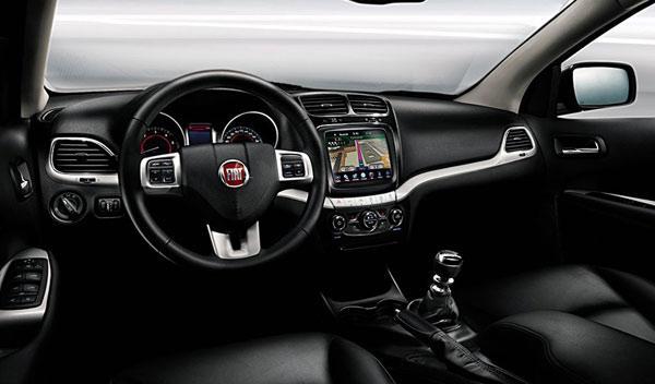 Fiat Freemont 2011 2.0 Multijet