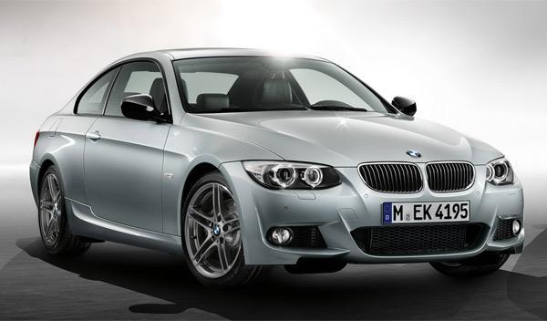 BMW Serie 3 pack M