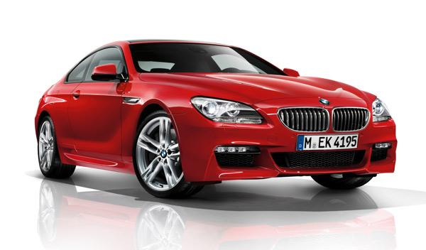 BMW Serie 6 pack M