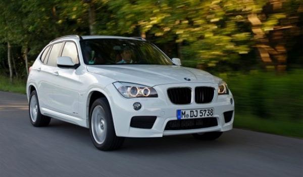 BMW X1 xDrive20d EfficientDynamics