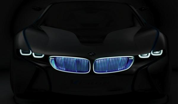 BMW Vision Efficient Dynamics concept delantero mision imposible 4