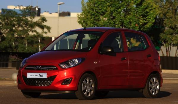 Hyundai i10 2010