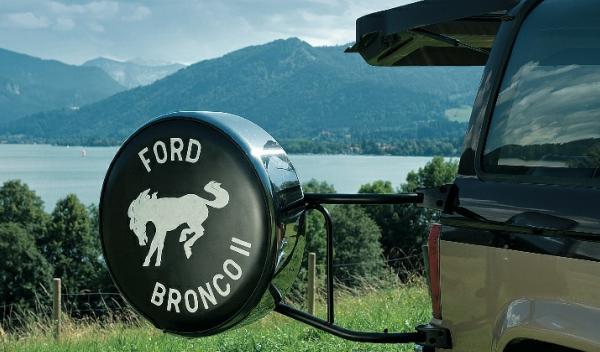 Ford Broncano II Fabian todoterreno