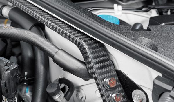 Nissan GT-R barra de torretas