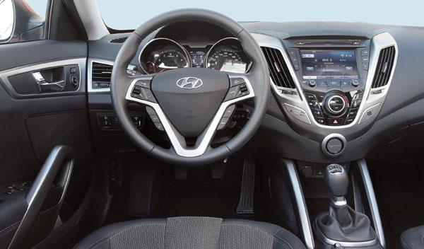 hyundai veloster interior conduccion