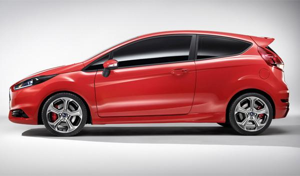 Ford Fiesta ST Concept lateral