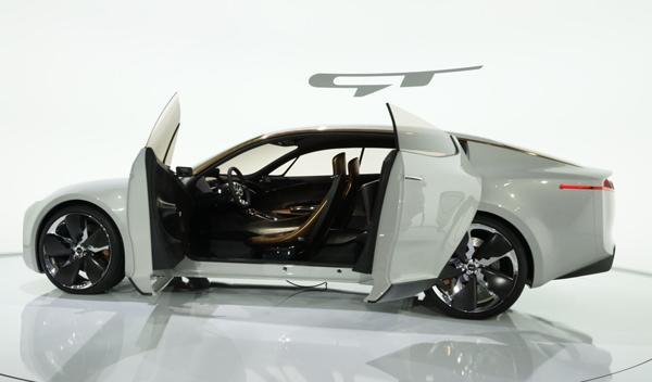 Kia GT Concept Salón Frankfurt 2011