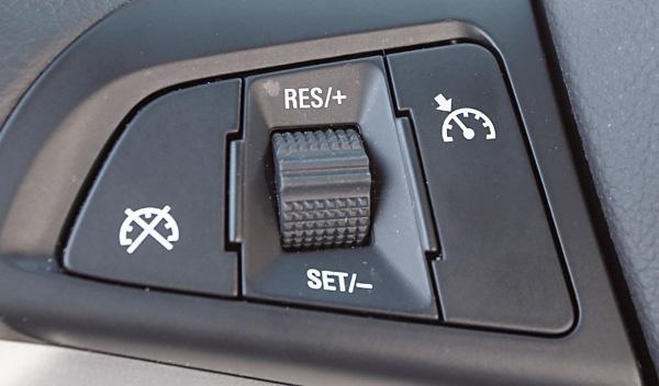 chevrolet cruze 5 cinco puertas control velocidad