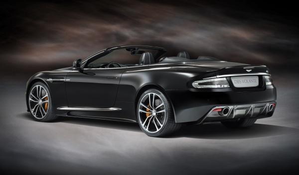 Aston Martin DBS Carbon Edition Volante