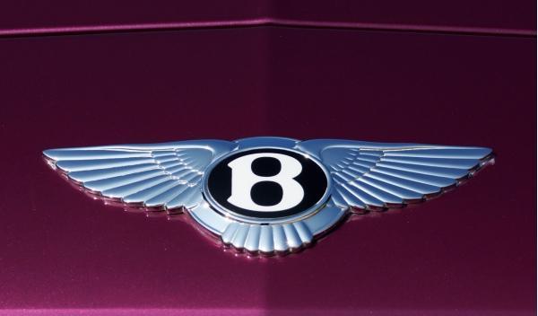 Bentley Continental GTC detalle