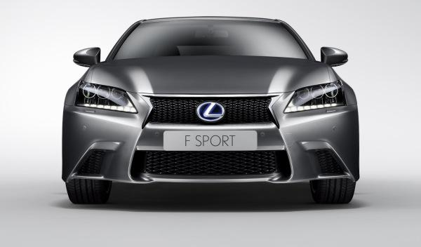 lexus gs f sport 306 V6