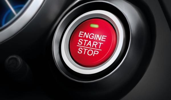 Honda Civic 2012 boton arranque