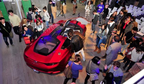 Ford Evos Presentación