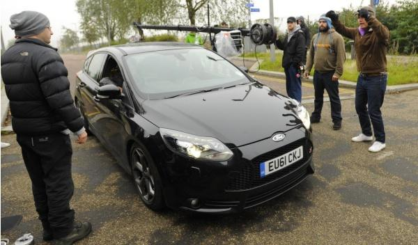 Ford Focus ST 2012: The Sweeney