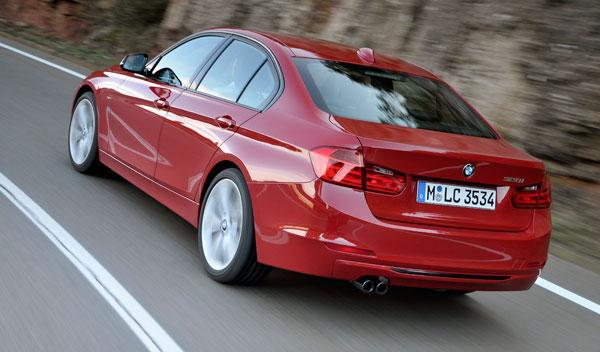 bmw serie 3 f30 motores