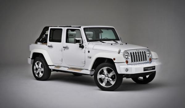 Jeep Wrangler Unlimited Nautic Concept