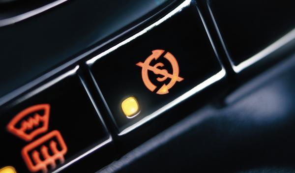 Fiat Panda 2012 botón 'Start-Stop'