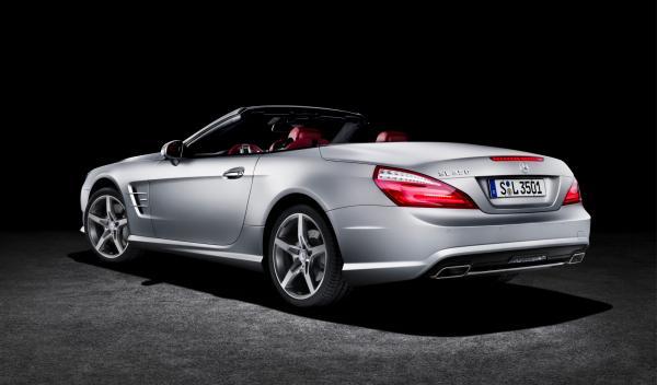 Mercedes SL 2012