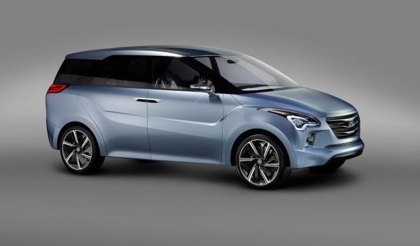 Hyundai Hexa Space Concept lateral